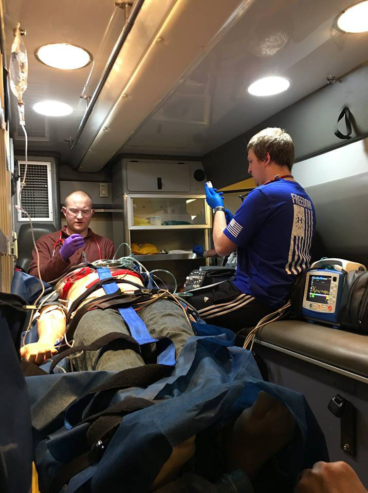 Advanced Medical Transport of Central Illinois - Paramedic Consortium