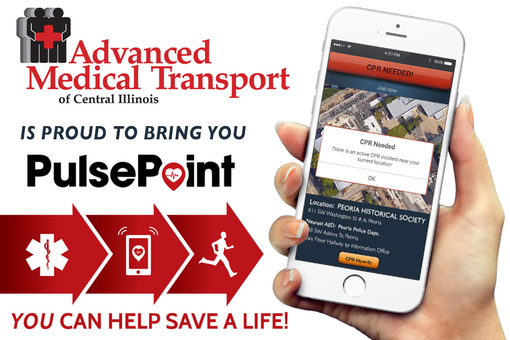 Advanced Medical Transport Of Central Illinois Pulse Point